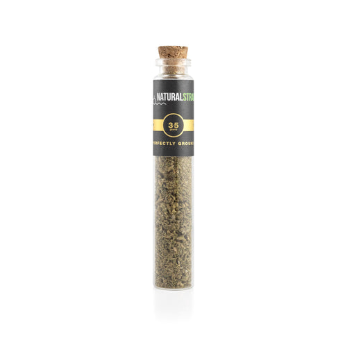 Perfectly Ground Hemp Tea Flower 3.5 grams