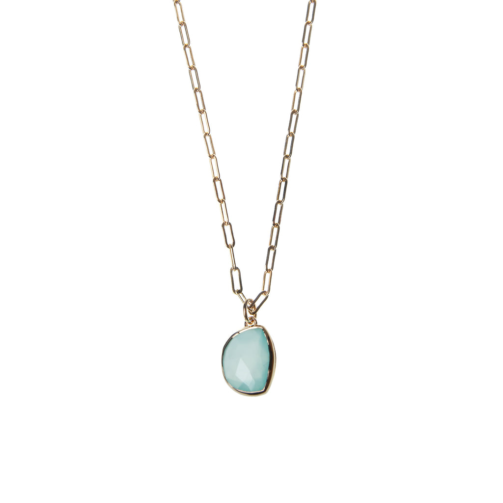 Ocean Diamond Necklace
