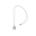 Ocean Diamond Necklace Slim