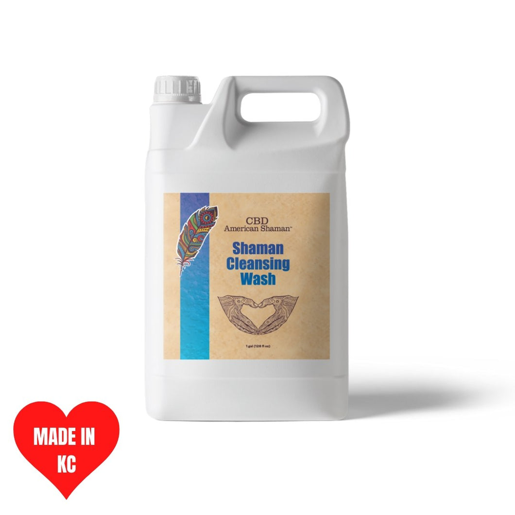 Cleansing Wash (One Gallon)