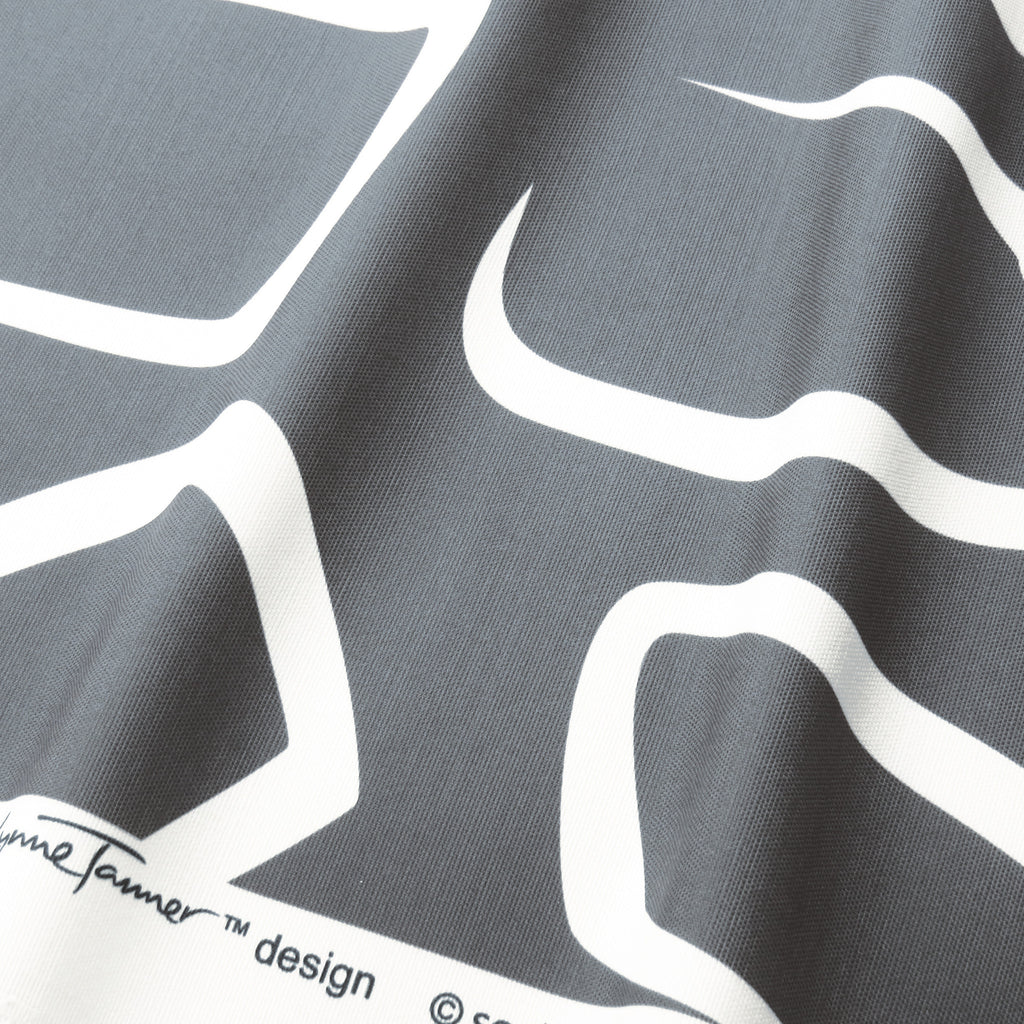 Eclipse Charcoal fabric