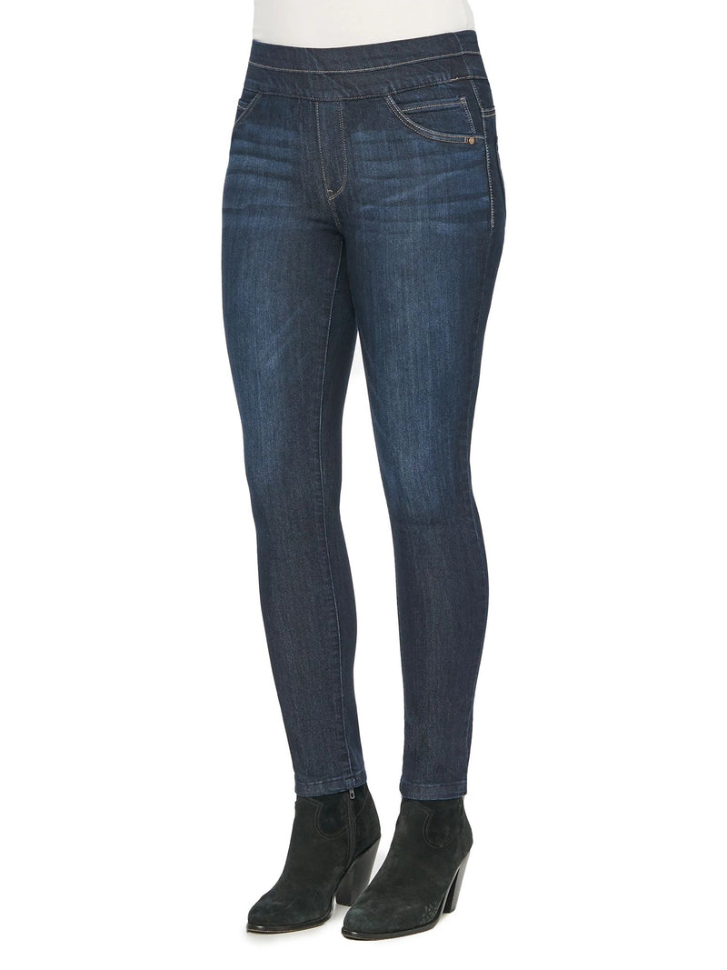 Democracy Absolution Indigo Pull-On Jeggings