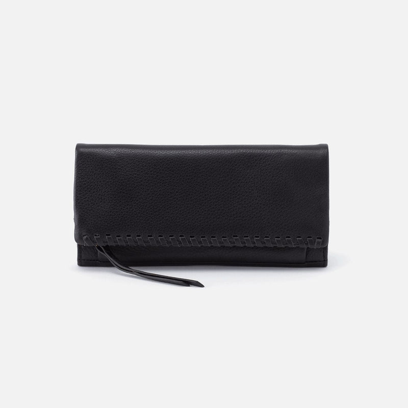 HOBO Wade Wallet- Black