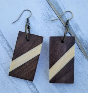 Walnut Diagonal