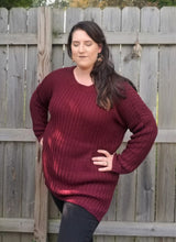 Load image into Gallery viewer, Chunky Knit Pullover