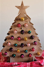 Load image into Gallery viewer, Christmas Tree Advent Calendar - Mini Wine