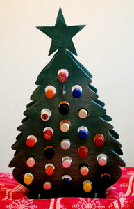 Christmas Tree Advent Calendar - Mini Wine