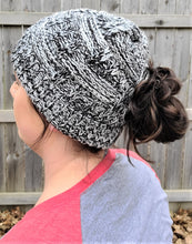 Load image into Gallery viewer, Pony Tail Beanie