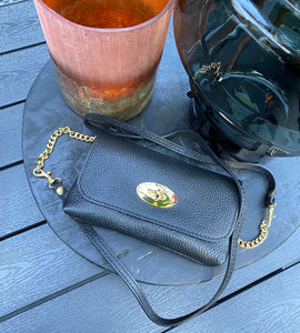 BLACK MINI-BAG