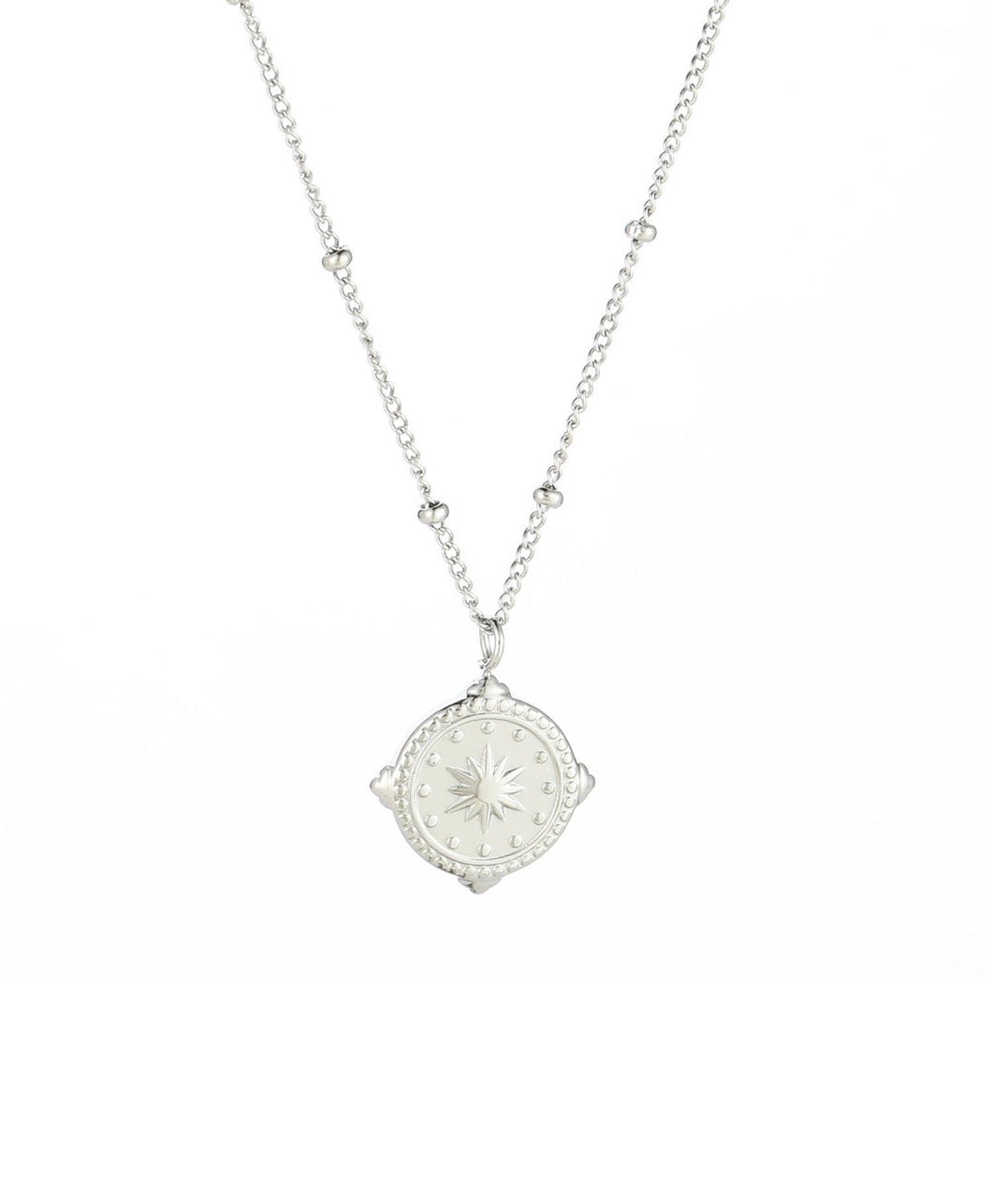 KETTING 'TRAVEL THE WORLD' ZILVER