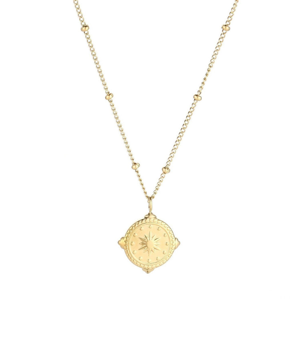 KETTING 'TRAVEL THE WORLD' GOUD