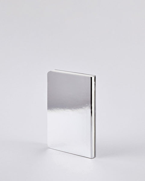 Silver A6 Notebook