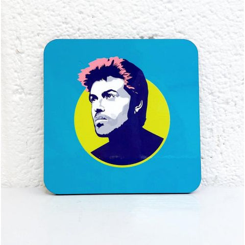 George Michael Coaster