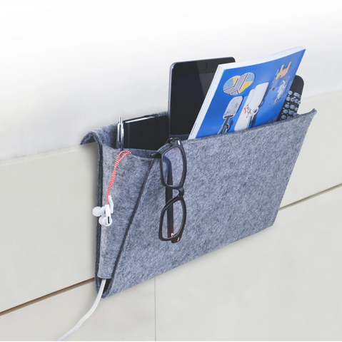 Large Felt Bedside Caddy