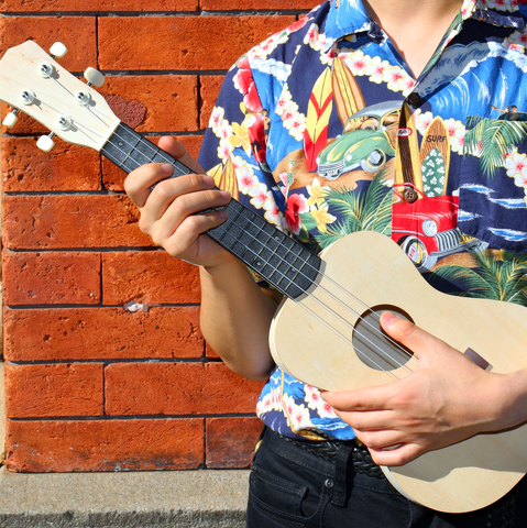 Make You Own Ukulele