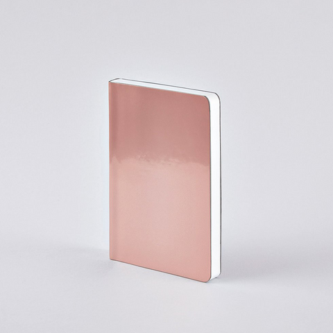 Rose Gold A6 Notebook