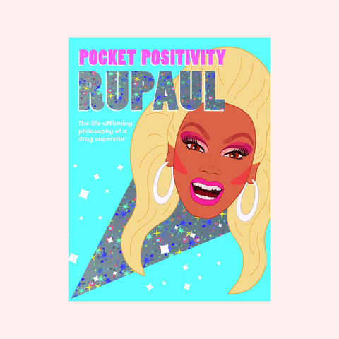 Pocket Positivity: RuPaul