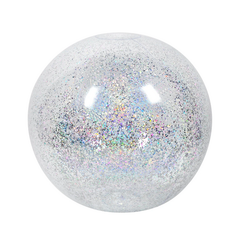 XL Glitter Beach Ball