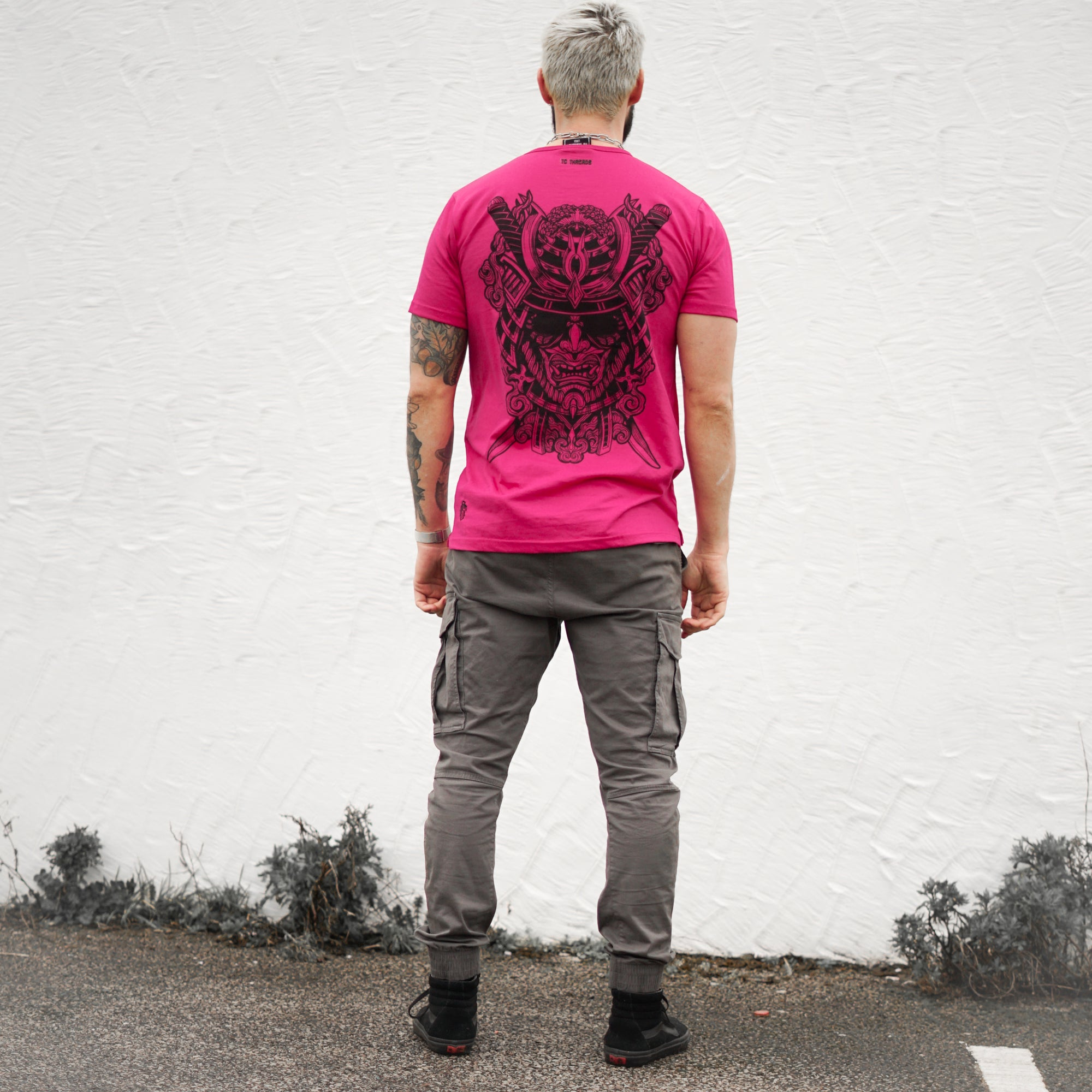 Men-Yoroi  - Pink Tee