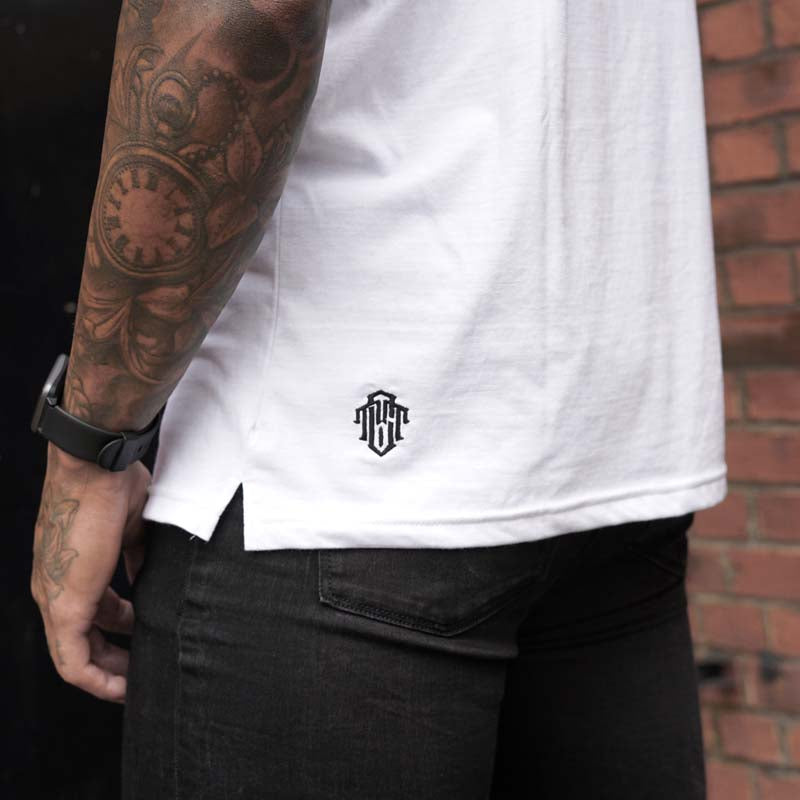 Third Eye White Tee