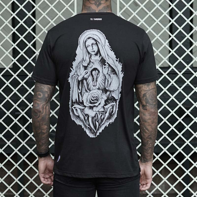 Mother Creation Black Tee