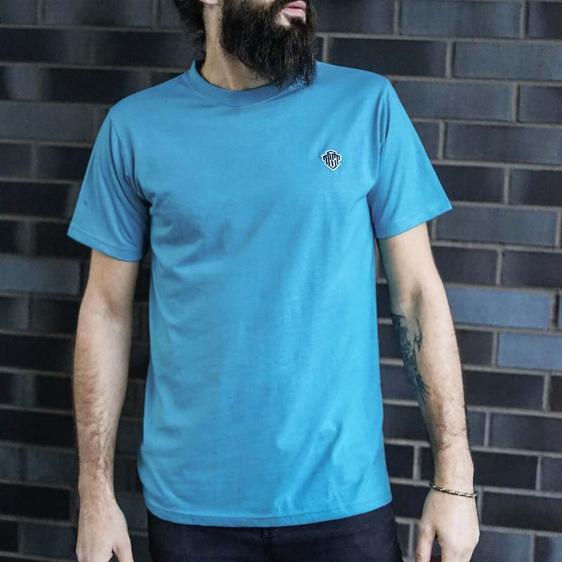 Colophon Basic Blue Tee