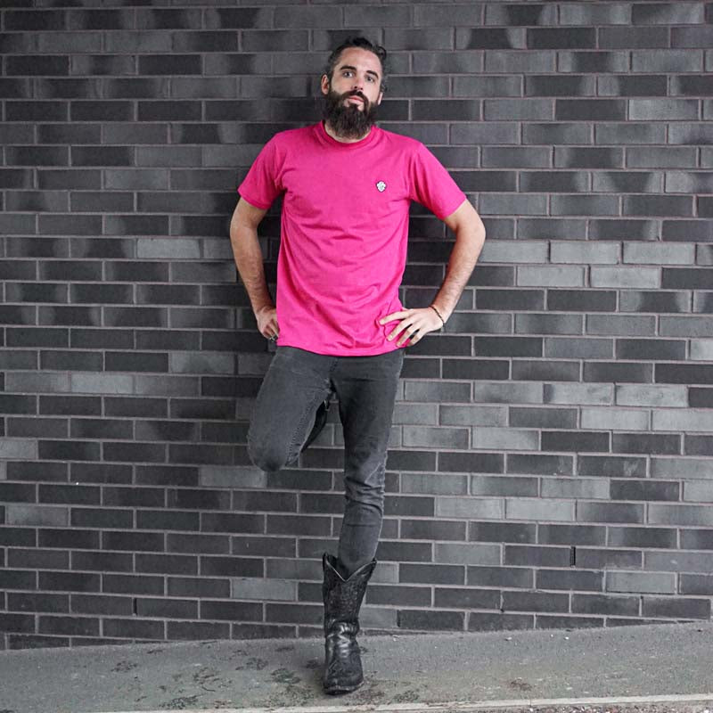 Colophon Basic Pink Tee