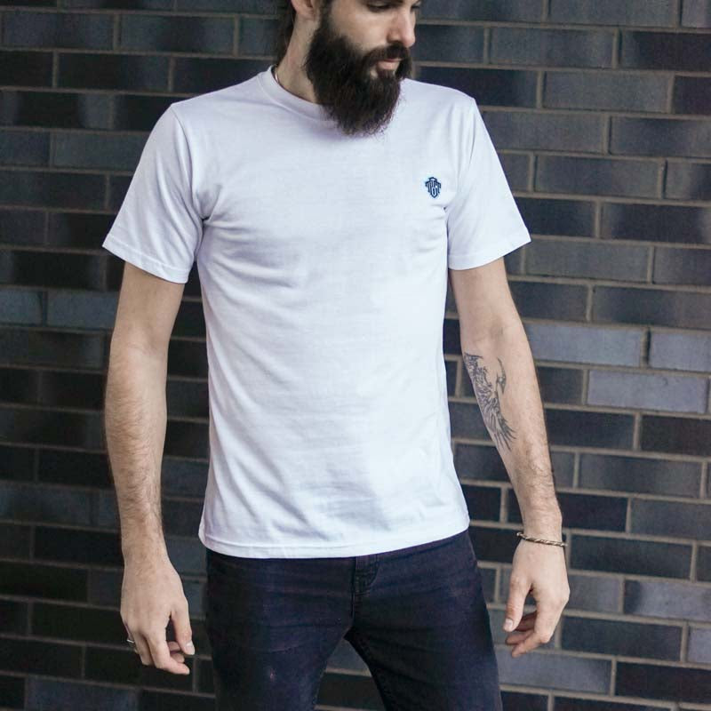 Colophon Basic White Tee