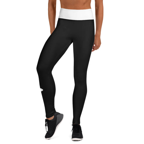Lo-Lamb Yoga Leggings