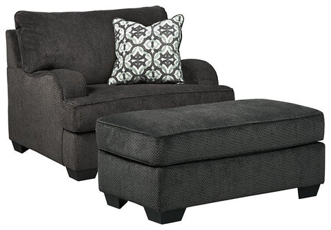 Charenton Benchcraft 2-Piece Chair & Ottoman Set image