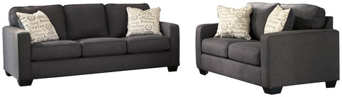 Alenya Signature Design 2-Piece Living Room Set image