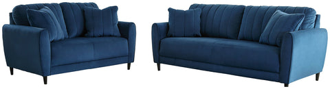 Enderlin Signature Design Sofa 2-Piece Upholstery Package