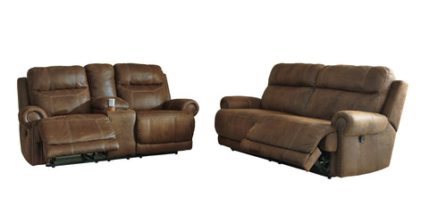 Austere Signature Design 2-Piece Living Room Set image