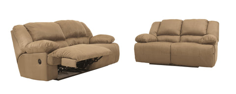 Hogan Signature Design Sofa 2-Piece Upholstery Package