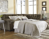 Accrington Signature Design by Ashley Sectional image