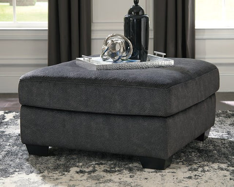 Accrington Signature Design by Ashley Ottoman image