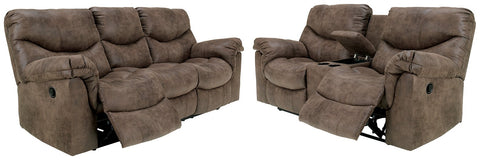 Alzena Signature Design Sofa 2-Piece Upholstery Package