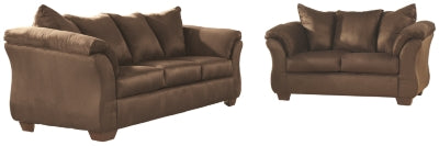Darcy Signature Design Sofa 2-Piece Upholstery Package