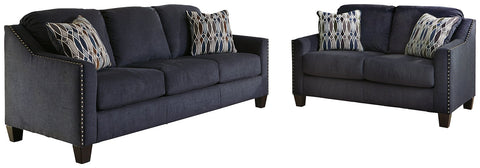 Creeal Heights Benchcraft 2-Piece Living Room Set image