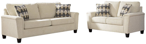Abinger Signature Design 2-Piece Living Room Set image