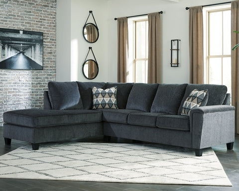 Abinger Millennium by Ashley 2-Piece Sectional with Chaise image