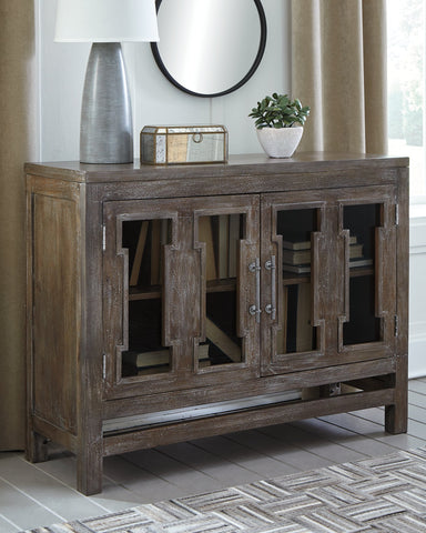 Hanimont Signature Design by Ashley Cabinet image