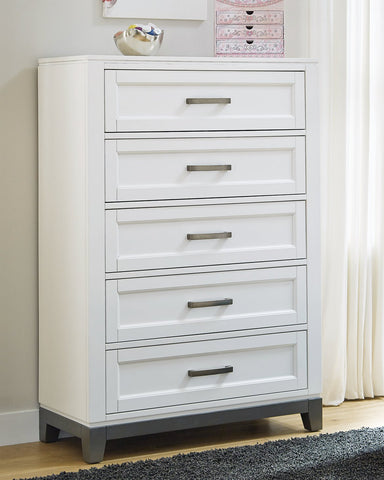 Brynburg Benchcraft Five Drawer Chest image