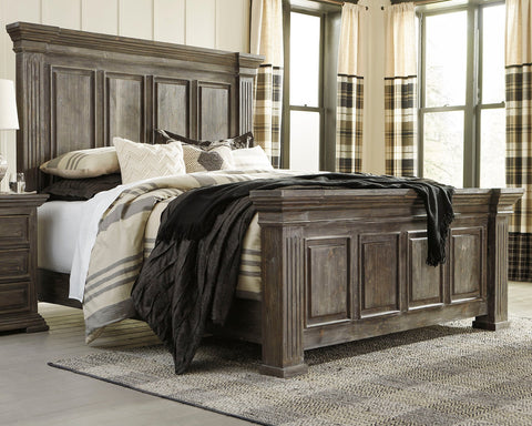 Wyndahl Signature Design by Ashley Bed image