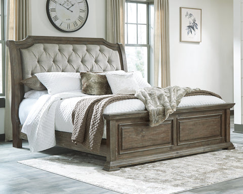 Wyndahl Signature Design by Ashley California King Panel Bed image
