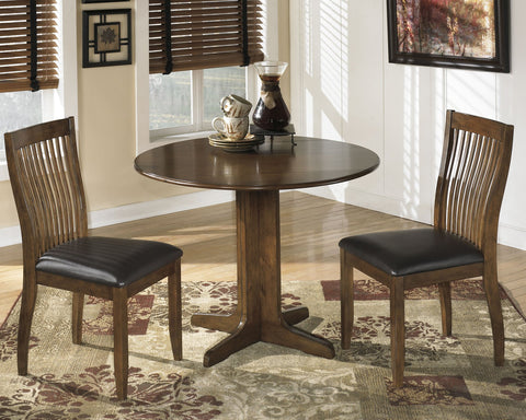 Stuman Signature Design Dining Table 3-Piece Dining Room Package