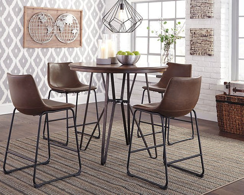 Centiar Signature Design by Ashley Counter Height Table
