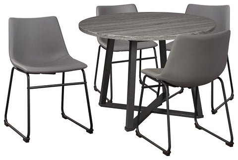 Centiar Signature Design 5-Piece Dining Room Package image