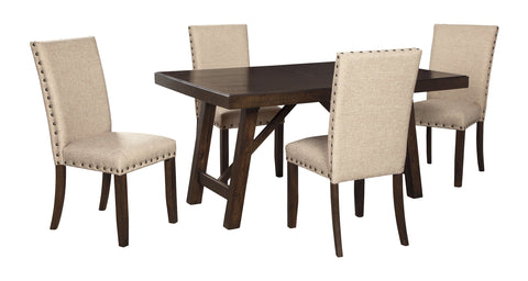 Rokane Signature Design 5-Piece Dining Room Set image