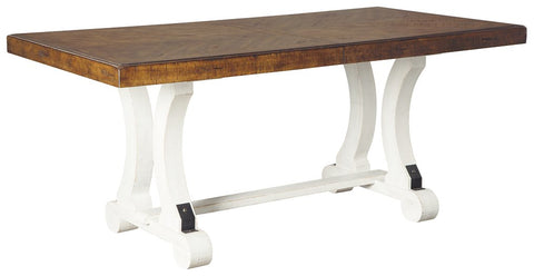 Valebeck Signature Design by Ashley Dining Table